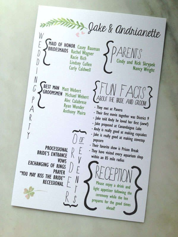"this one is really cute! I like the ""fun facts"" section! - lindsey"