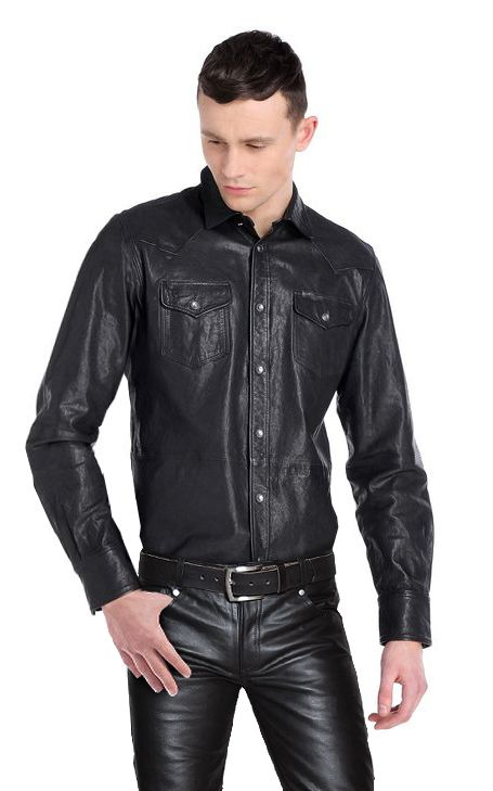 Men in hot boots or cool leather and some piercing | Black ...