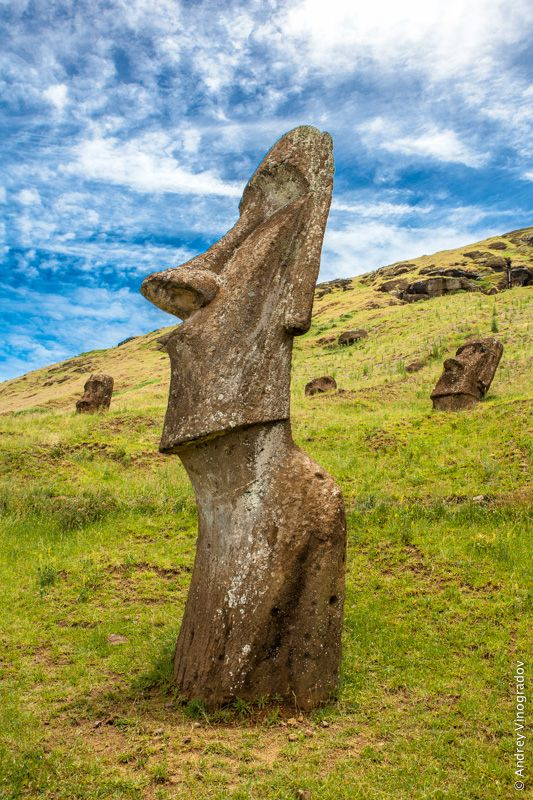 500px / Easter Island by Andrey Vinogradov