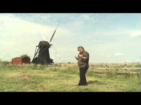 The Rule Of Thirds - photography tutorial with Mike Browne