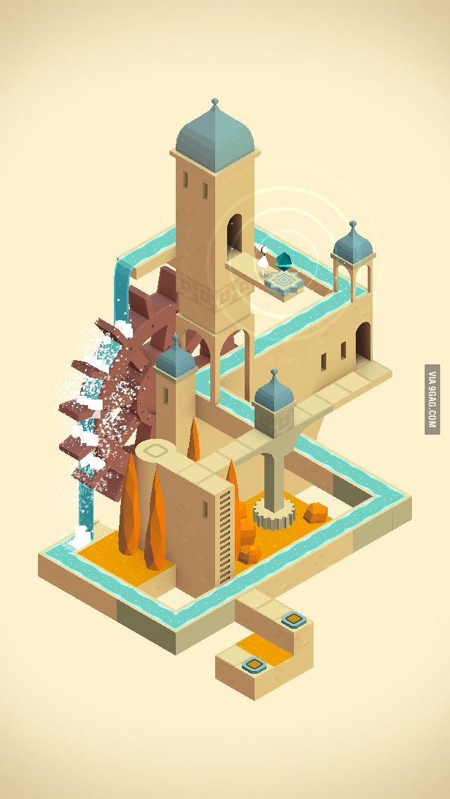 The illusion game