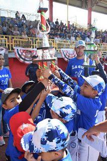 Inauguran la temporada de Otoño 2016 de la Liga pequeña Ferrocarrilera en…