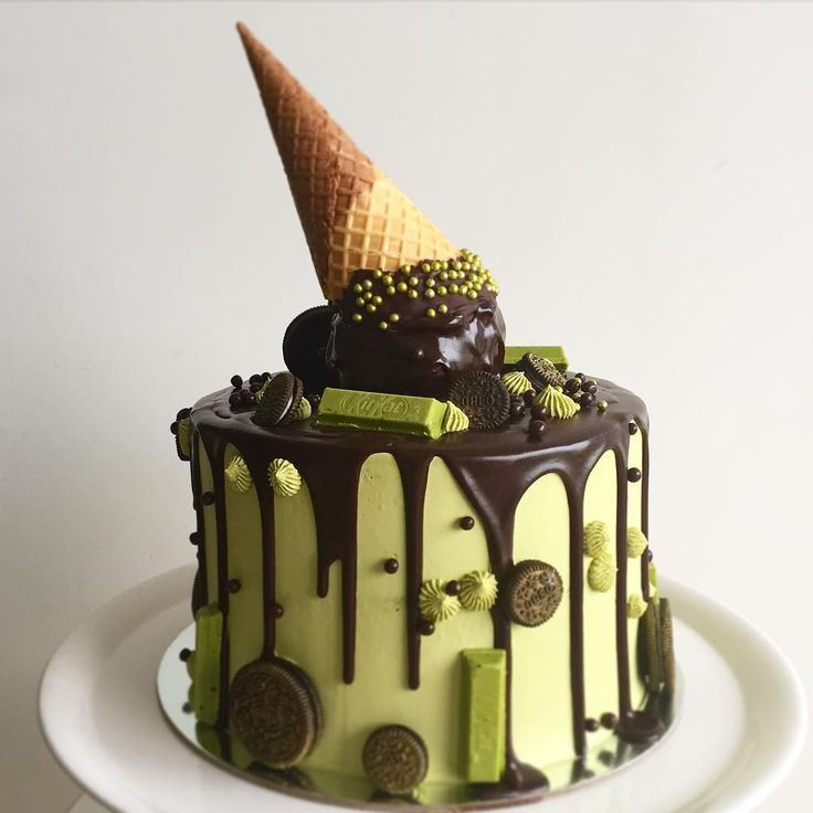 224 best Ice cream Candy Cupcake cakes images on Pinterest