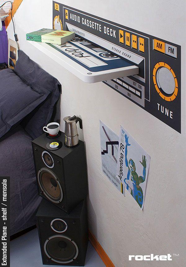 So dekorieren Sie einen Musikraum mit Themenelementen