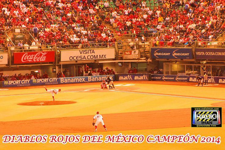 Los Diablos Rojos del México se coronaron campeones de la Temporada 2014 de la Liga Mexicana de Béisbol, al vencer en la Serie Final a los Pericos del Puebla. Con este título la Organziación Escarlata llega a su campeonato número 16, lo que los coloca, como la organización profesional con más cantidad de títulos. Con la Serie del Rey, la Pandilla Roja obtuvo la Copa Zaachila, y se nombro a Harper Gamboa como el MVP. Felicidades a los Campeones.