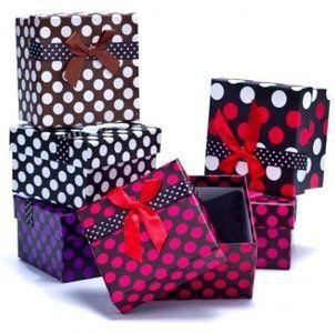 Verpakkingsdoosjes met kussentje voor armband of horloge, geschenk doosje, presentatie doosje, sieradendoosjes