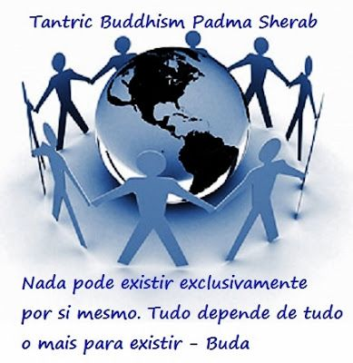 Terapia Budismo Tibetano Padma Sherab: Interdependência