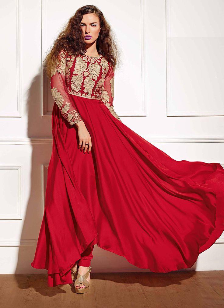 Red Party Wear Wholesale Salwar Kameez Online Supplier   Grab Now @ http://www.suratwholesaleshop.com/50057-Exotic-Net-Turquoise-Designer-Anarkali-Suit?view=catalog  #wholesalesalwar #partywearsalwar #salwar #anarkali #anarkalisuits #indiansuits #festivalwearsuits #suratwholesaler #designersalwarsuits