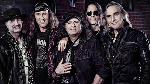 Krokus - The Band. Well, they are not getting younger, but still show the youngsters how stellar rock is made.