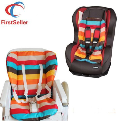 New Universal Auto Car Soft Thick Pram Cushion Chair Car Seat Pad Covers Stroller For Baby Kids Children Car Accessories #hats, #watches, #belts, #fashion, #style