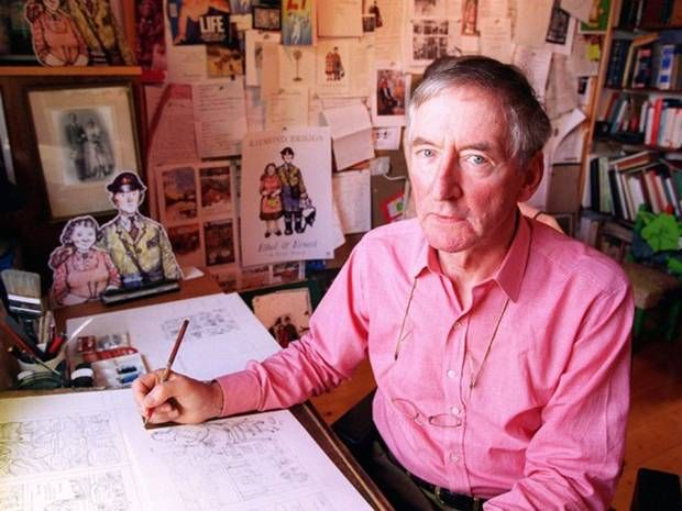 Raymond Briggs: The Snowman is not really about Christmas, it's about death - News - Books - The Independent