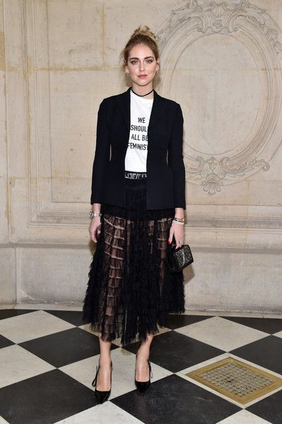 Get Chiara Ferragni's Look For Less