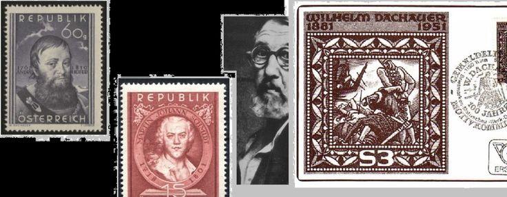Die Sammlerkunstwerke des Wilhelm Dachauer - ein Philatelie-Künstler im Focus