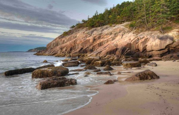 Maine reason why older folks may want to visit Acadia National Park