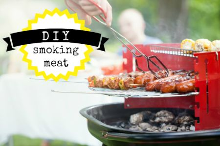 Your Summer BBQ: The Best Woods for Smoking Meat | DoItYourself.com