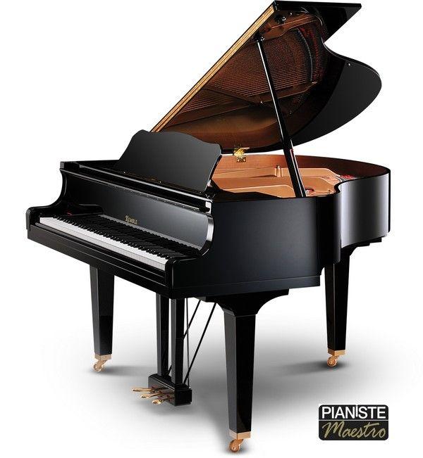 Piano à queue 1/4 KEMBLE KC151 PE