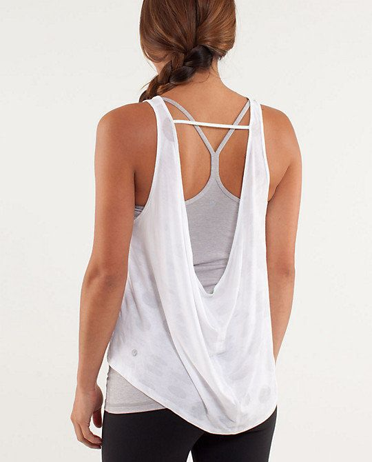 wandering yogi tank | women's tanks | lululemon athletica