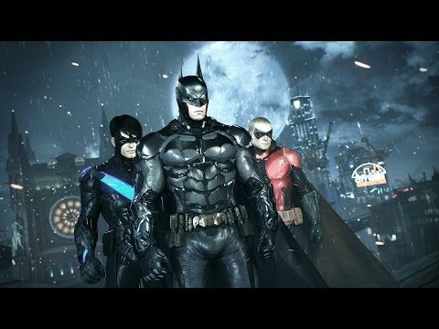 New Batman: Arkham Knight Trailer Shows Off Robin And Nightwing - It's All The RageIt's All The Rage