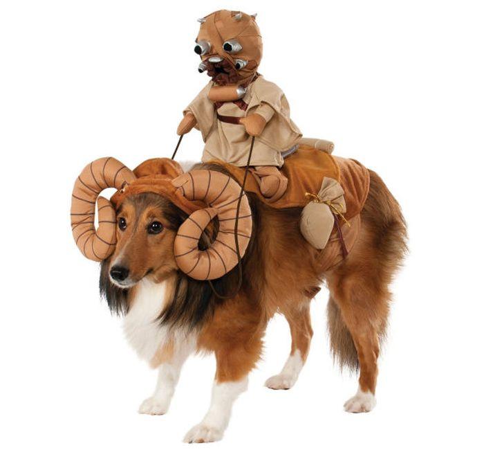 キュートすぎる…。 自慢の愛犬と銀河を旅する際にうってつけな犬用コスチュームを米Rubie's C […]