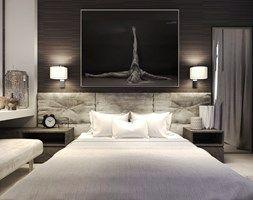 Sypialnia, styl nowoczesny - zdjęcie od Agata Hann Architektura Wnętrz