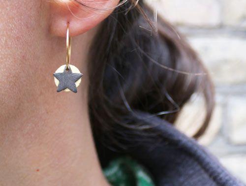 Kreol med stjerne og mønt