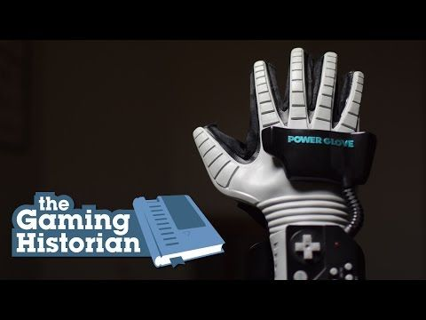 The Power Glove – The Full Story [Video] - The Nintendo Power Glove is probably one of the most iconic gaming accessories ever made, but do you know the story behind it? Here's the full story!
