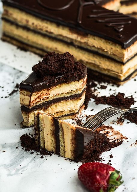 opera cake (7 of 1) | Flickr : partage de photos !