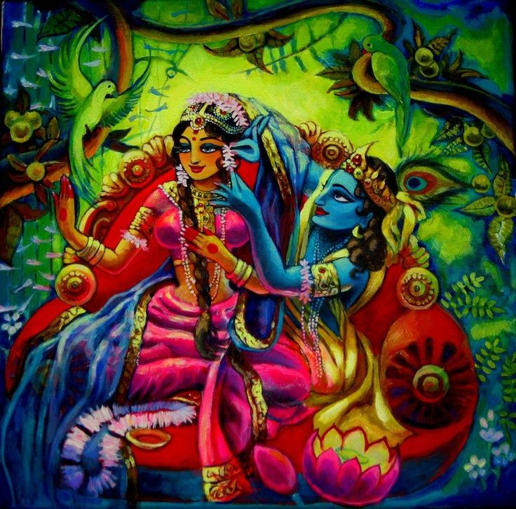 my lovely RadhaKrishna