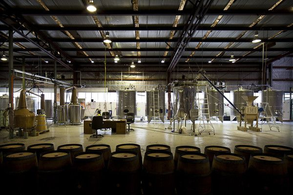 The Scotch Whisky Manufacturing Process