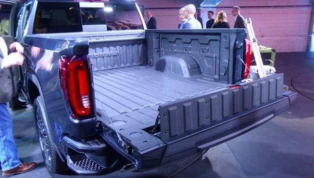 2020 Gmc Sierra 1500 Tailgate Gmc Gmc Sierra Best Pickup Truck