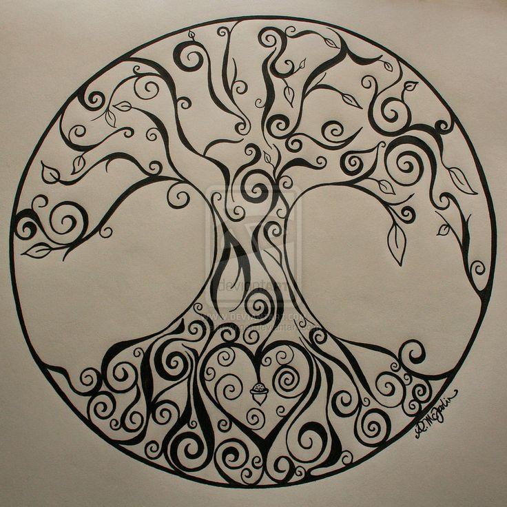Gorgeous tree of life... @Alexa Carey