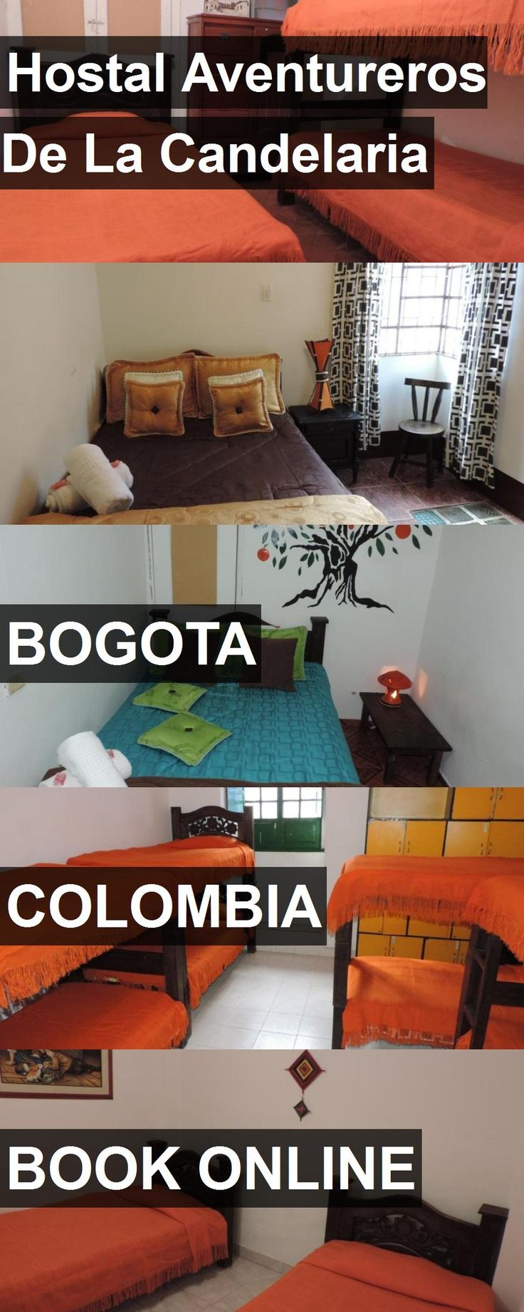 Hotel Hostal Aventureros De La Candelaria in Bogota, Colombia. For more information, photos, reviews and best prices please follow the link. #Colombia #Bogota #HostalAventurerosDeLaCandelaria #hotel #travel #vacation