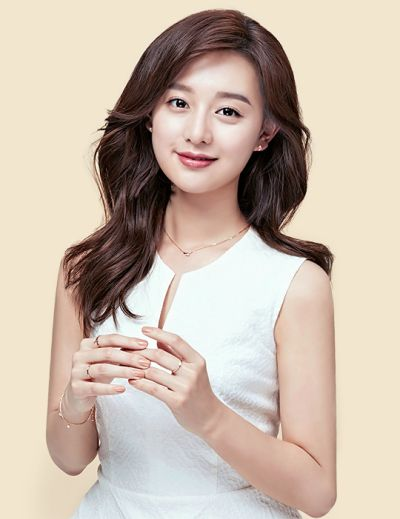 Kim Ji Won for Mollis Jewelry