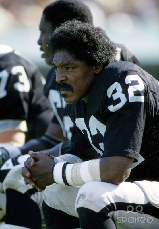 Jack Tatum, Oakland Raiders This is the way he looked when he was happy before Ronnie Lott the most intimidating Safety the NFL saw unfortunately the paralyzing of Darryl Stingley in a pre-season game gave an unflattering depiction of him he was not a dirty player he just would hope to make snot bubbles when he hit you