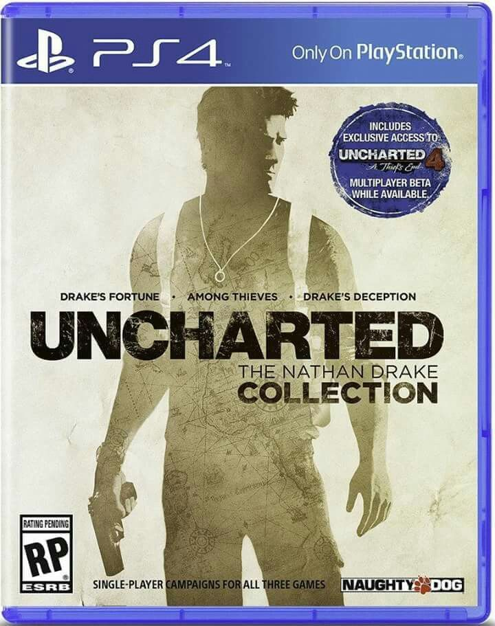 Uncharted: The Nathan Drake Collection box set. 10 oktober                                                                                                                                                                                 More