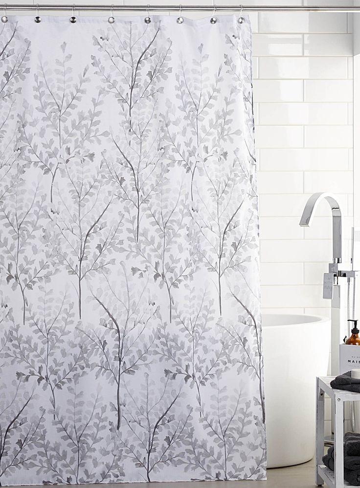 les 25 meilleures id es de la cat gorie rideaux de douche en tissu sur pinterest rideaux de. Black Bedroom Furniture Sets. Home Design Ideas