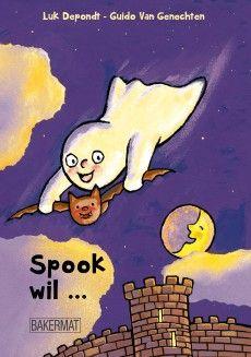Spook wil ... – Boekhandel Pardoes