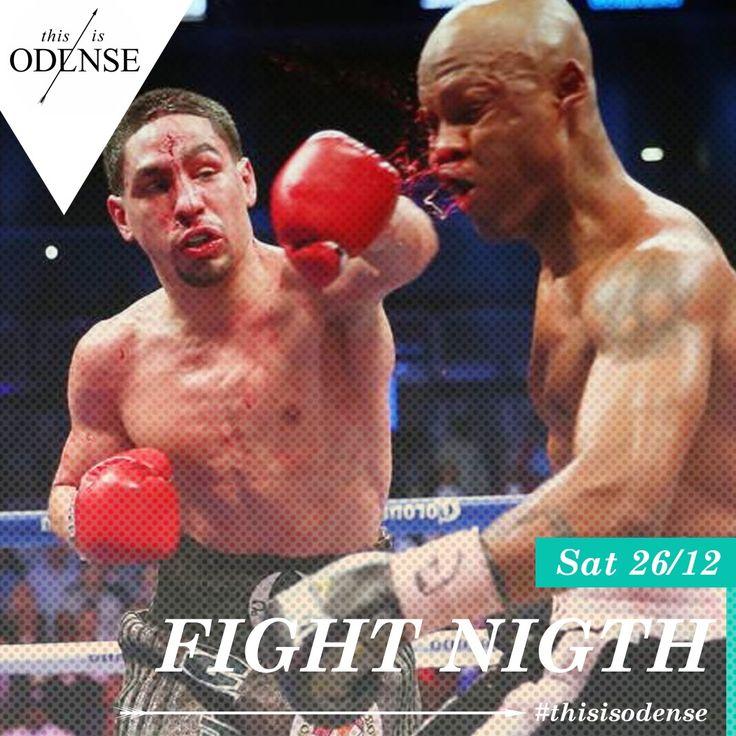 """Olympia Fight Night. Mød Mikkel """"Pjatrøv"""" Nielsen og de andre boksere i Bolbro-ringen .  Læs anbefalingen på: http://www.thisisodense.dk/da/21576/olympia-fight-night"""