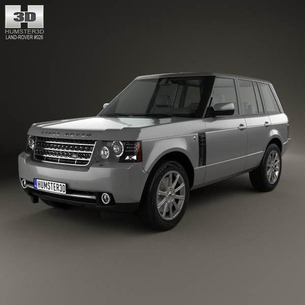 42 Best Images About Land Rover 3D Models On Pinterest