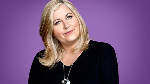Liza Tarbuck (/ˈliːzə/ lee-zə; born 21 November 1964) is an English actress and television and radio presenter. (Guest Just A Minute)