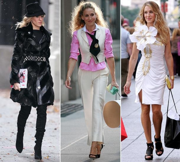Carrie bradshaw outfit :Sex and the City:  Inspirational Style
