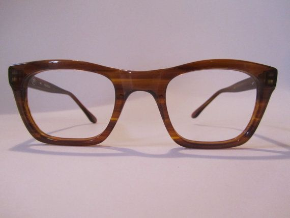 Italian eyewear eyeglasses frame Antique view cal 48 new new made in Italy 90 years