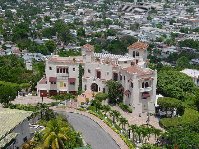 Serrallés Castle, Ponce, Puerto Rico its now a museum ...