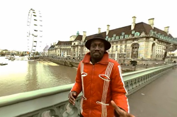 Very cool interactive video for performance poet Musa Okwonga's ode to London