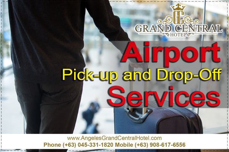 """""""Grand Central Hotel airport pick-up and drop-off services. It is safe, reliable and budget-friendly transportation for the rising number of passengers from and going to Clark International Airport. CALL us today for reservation … """""""