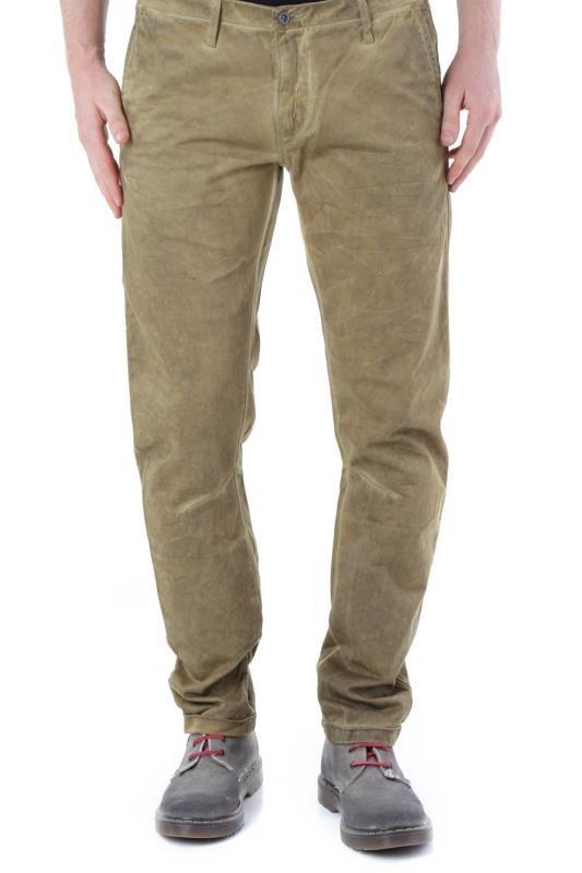 Pantaloni Uomo 525 (VI-P2484) colore Oliva