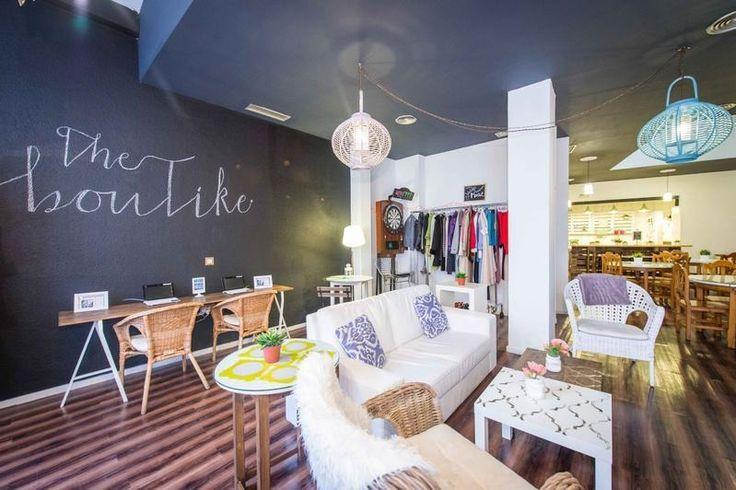 10 best hotels/hostels in Europe ---> Boutike Hostel in Seville!