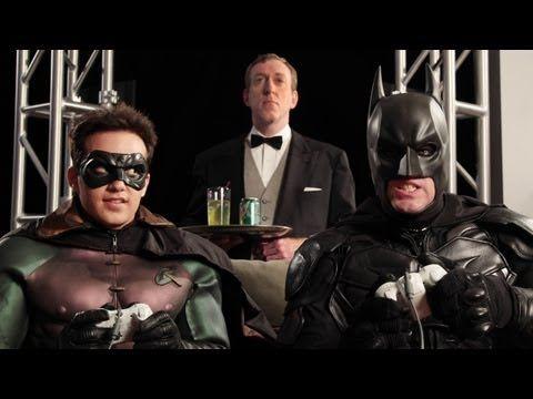 The Dark Knight Rages (Batman Plays Video Games) [HD 3D]