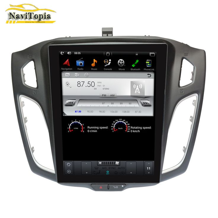 NAVITOPIA 10.4inch 2G+32G Vertical Huge Screen Android 6.0 Car DVD GPS For Ford Focus 2012 2013 2014 2015 2016 Radio Stereo //Price: $614.24 & FREE Shipping //     #navigation
