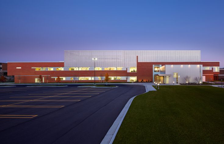 Madonna University - Franciscan Center for Science and Media,Courtesy of SmithGroupJJR